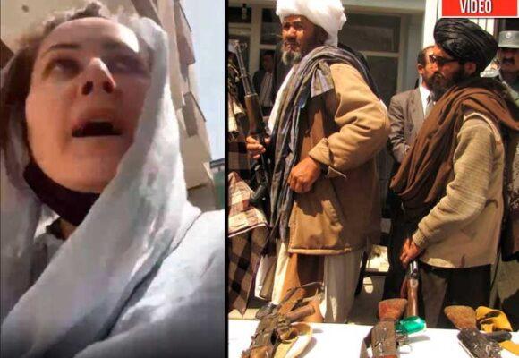 VIDEO: La cineasta afgana Sahraa Karimi graba su huida tras la entrada de los talibanes en Kabul