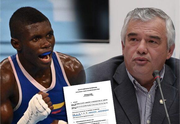 Ciro Solano: el poder en la sombra en el Comité Olímpico Colombiano