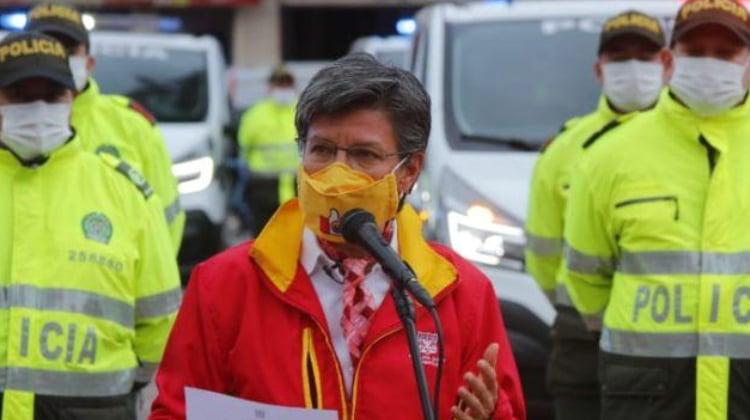 En Bogotá, si matan a los policías…