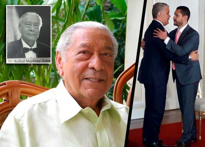 El pasado agridulce del abuelo del minInterior Daniel Palacios