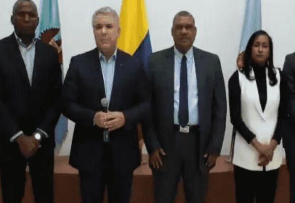 La llegada de Oscar Gamboa al equipo de Pinzón en Washington: mensaje de Duque a los demócratas