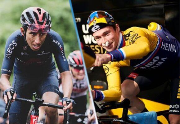 Roglic, el único que puede quitarle la Vuelta a España a Egan Bernal