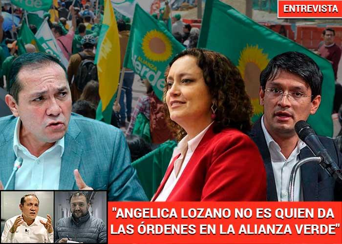 Antonio Sanguino destapa sus cartas: ni Angélica Lozano ni Camilo Romero
