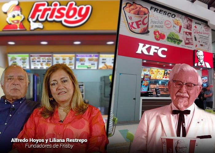 Frisby, la receta colombiana de pollo que tiró a la lona a KFC