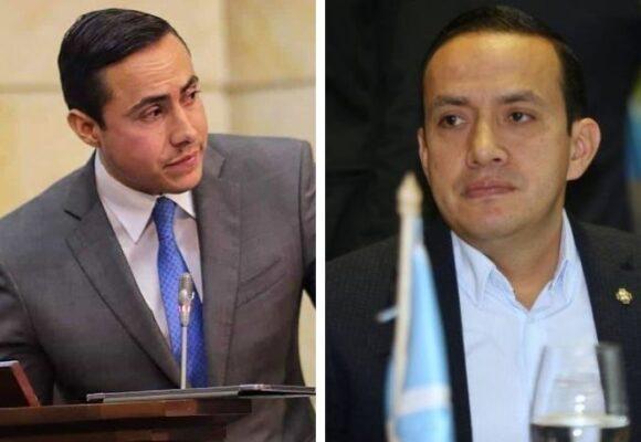 Pruebas clave contra Richard Aguilar se perdieron en la oficina de su hermano