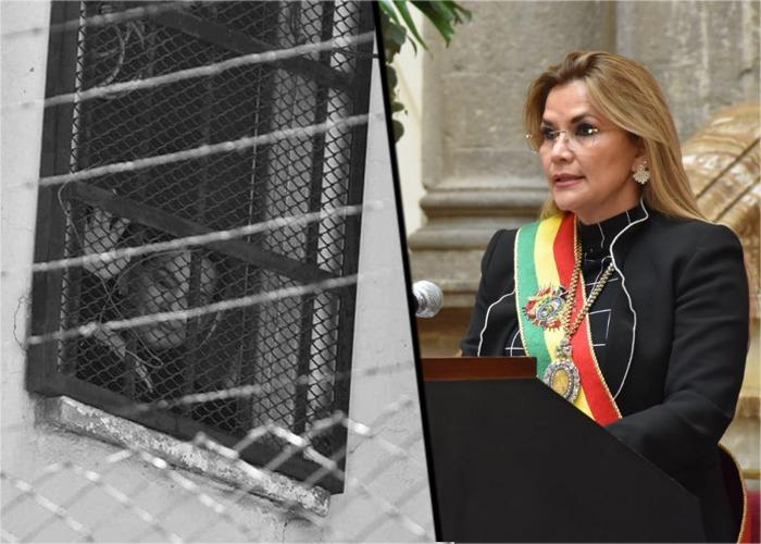 Tribunal Supremo acusa a expresidenta Áñez de genocidio ante el parlamento boliviano