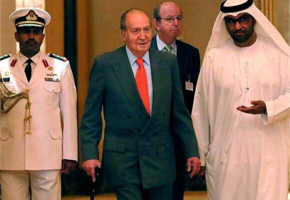 El rey Juan Carlos I y su rutina de expatriado de lujo en una isla exclusiva de Emiratos Árabes