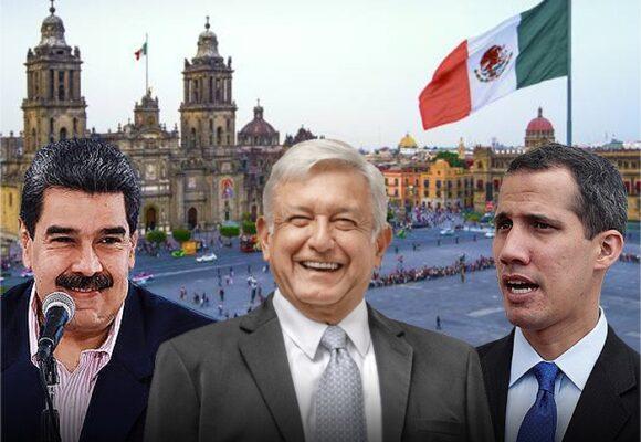 México acogerá las negociaciones entre gobierno y oposición de Venezuela