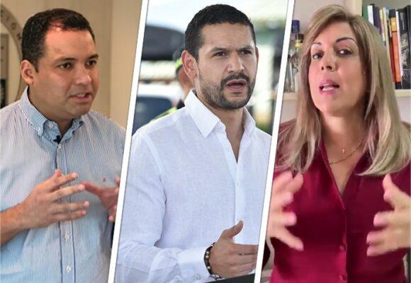 Cuatro días agitados para el ministro Palacios como presidente encargado
