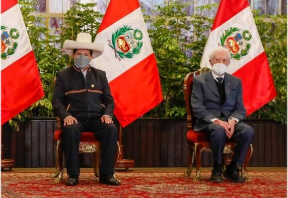 El Canciller de Perú que solo duró 19 días en el cargo