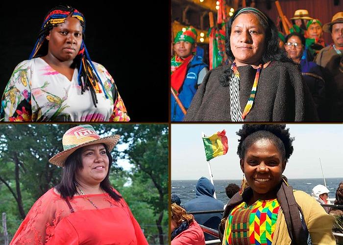 Mujeres guerreras en sus regiones suenan duro para el 2022