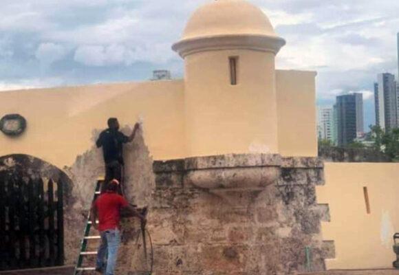 Cartagena, la historia como fachada de restaurante
