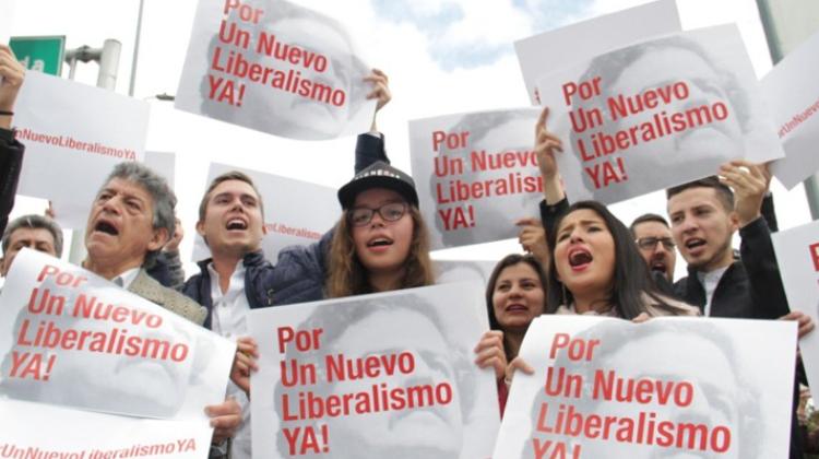 Sí al Nuevo Liberalismo