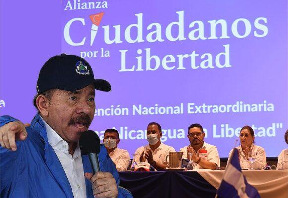 Inhabilitan principal partido opositor que se enfrentaba a Ortega en elecciones de Nicaragua