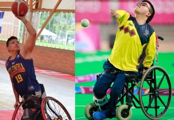 Los deportistas colombianos que se la juegan por el oro en los Juegos Paralímpicos de Tokio