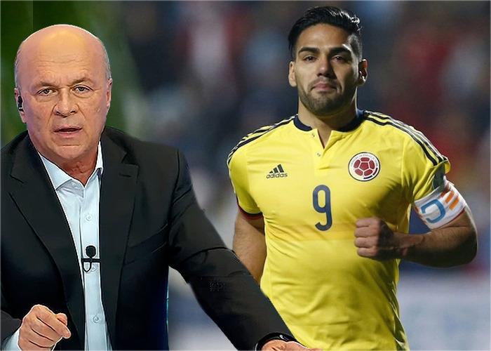 Ojalá Falcao le cierre la boca a Carlos Antonio Vélez
