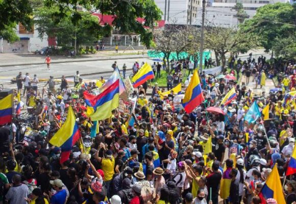 28 de mayo: relato de la resistencia