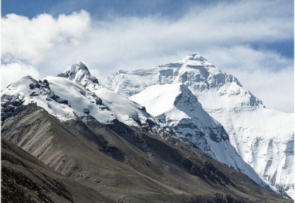 Apareció un virus de 15.000 años de edad entre el hielo del Tíbet