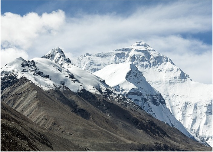 A 15,000-year-old virus emerges from the ice of Tibet