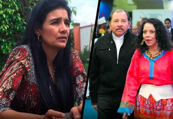 Zoilamérica Narváez, la hijastra de Daniel Ortega que lo acusa de violador