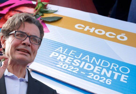 Los 3 mil millones con los que cuenta Alejandro Gaviria para recoger firmas