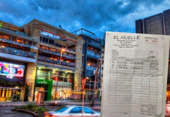 Cobrarle IVA a una bolsa de perico: el descaro de un rematadero en Bogotá