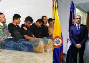 Un diplomático novato, el encargado de asistir legalmente a los 18 colombianos en Haití