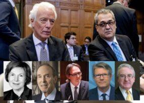 El dream team de abogados de Colombia para enfrentar a Nicaragua en La Haya