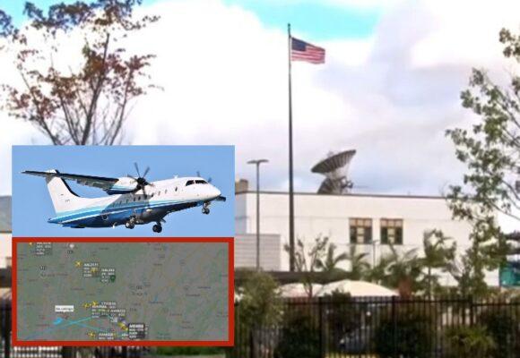 El susto de la embajada estadunidense en Colombia por avión suyo proveniente de Tumaco