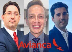 Tres fichajes de Avianca para volver a coger vuelo en Colombia
