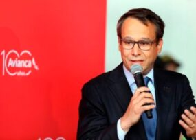 Momento agridulce para Adrián Neuhauser, CEO de Avianca