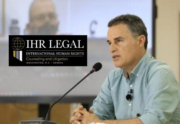 Los abogados que defenderán a Aníbal Gaviria en el frente internacional