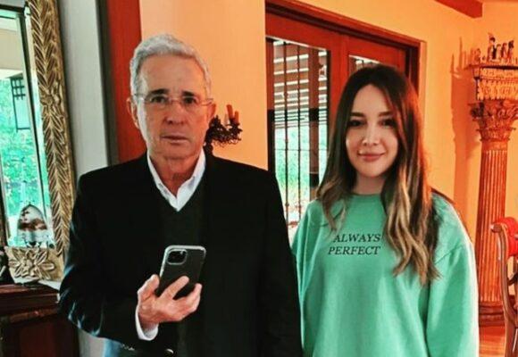 Laura Medina, el enlace de Álvaro Uribe con los jóvenes uribistas