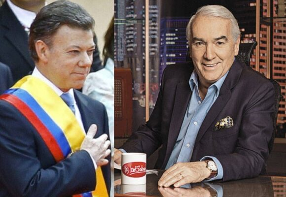 El día que Juan Manuel Santos convenció de ser embajador a
