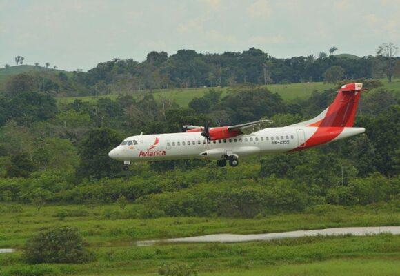 Avianca, desesperado por agarrar pueblo en Colombia