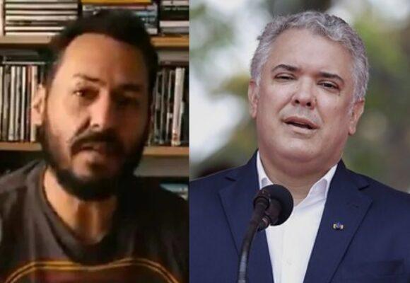 Creador de Matarife estará en primera línea de protestas contra Duque en Madrid
