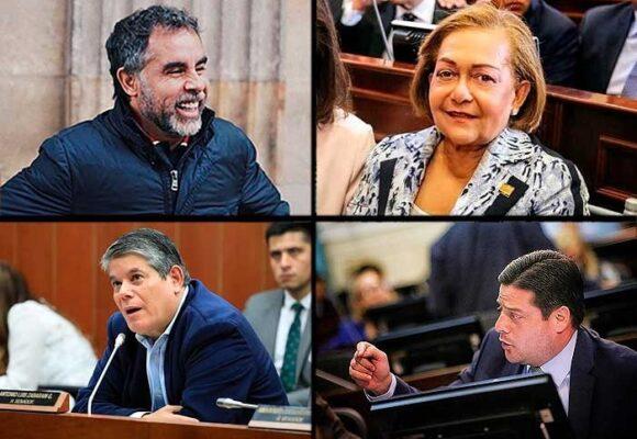 Cuatro senadores a responder por escándalo de MinTIC