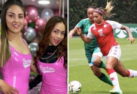 La fea lesión que sufrió la novia de Epa Colombia