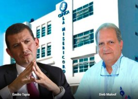 El hospital de Dieb Maloof, el refugio de Emilio Tapia