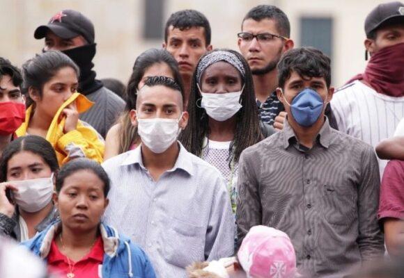 1.772 casos y 49 fallecimientos más por covid en Colombia
