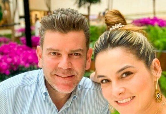 El papá de Catalina Gómez no aceptó la relación de su hija hasta que hubo matrimonio