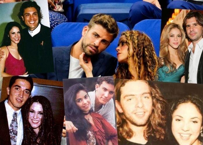La mala suerte de Shakira con los hombres