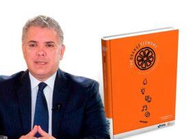 Se le aguó la presentación de su libro a Duque