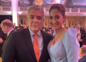 La gala donde terminó Jennifer Arias, presidenta de la Cámara de Representantes