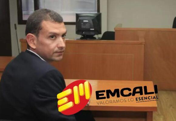 Gerente de Emcali, forzado a suspender dos contratos en los que estaría Emilio Tapia