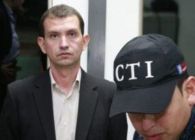 Se le acabó la tranquilidad a Emilio Tapia: capturado por la corrupción de Centros Poblados