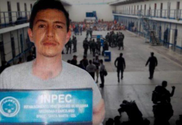 Los presos lo querían linchar: trasladan a Enrique Vives de urgencia a Cartagena