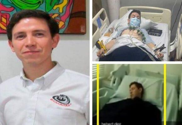 La turbia estrategia para hacer pasar como víctima a Enrique Vives quien mató a 6 personas en Santa Marta