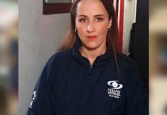 Erika Zapata, la reportera de Caracol, se defiende del maldito arribismo colombiano