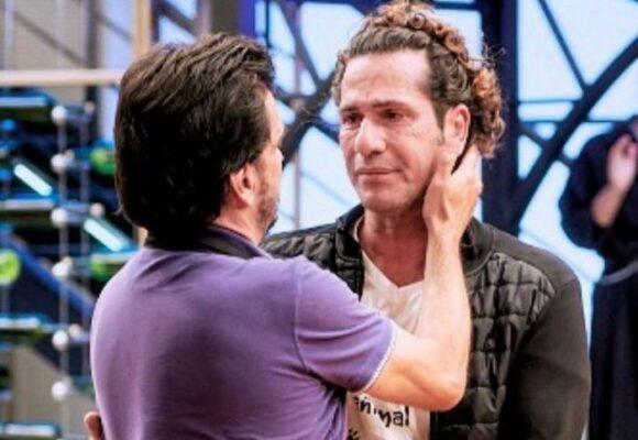 El dolor más grande de Gregorio Pernía en MasterChef Celebrity